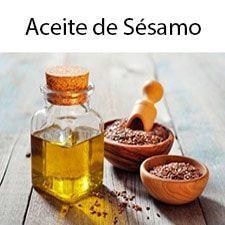 aceite de sesamo