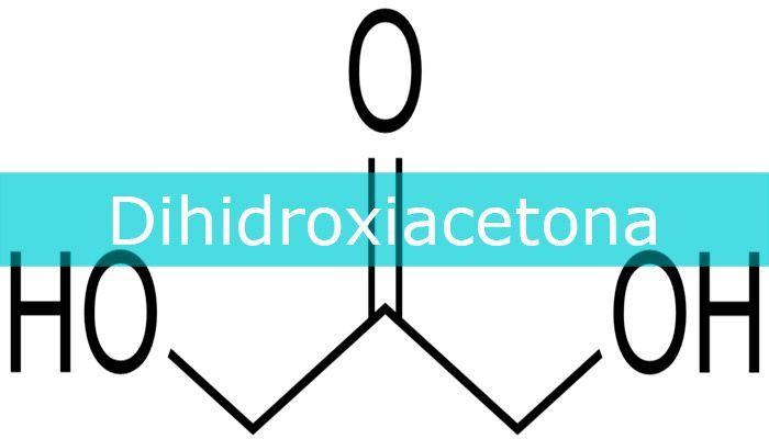 formula dihidroxiacetona