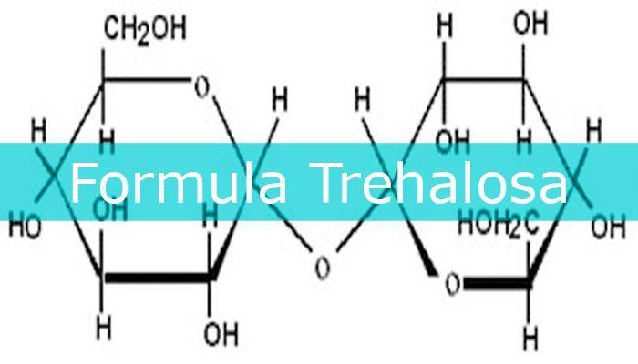 formula trehalosa