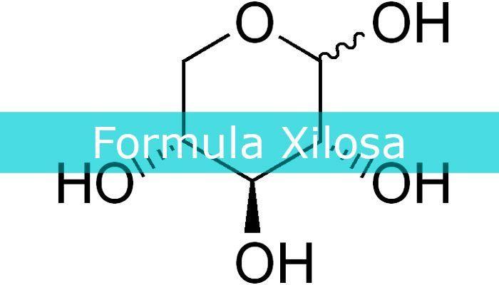 formula xilosa
